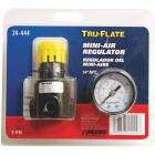 Tru-Flate 1/4 In. NPT 250 PSI Mini Pressure Regulator Image 2