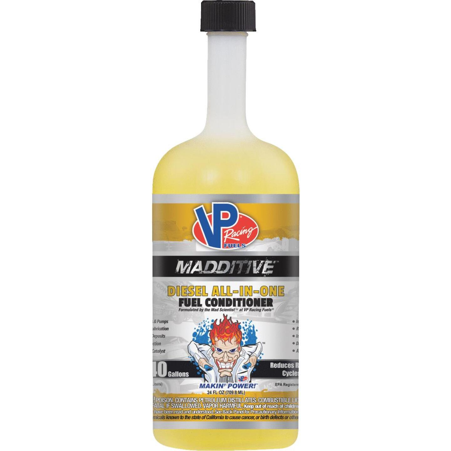 VP Racing Fuels MADDITIVE 24 Fl. Oz. Diesel All-In-One Gas Treatment Image 1