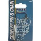 Reese Towpower Coupler Pin with Chain Image 1
