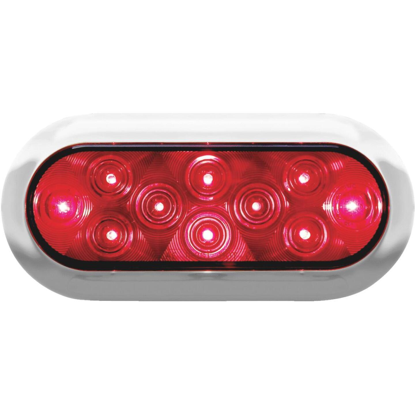 Peterson Square 9-32 V. Red Stop & Tail Light Image 1