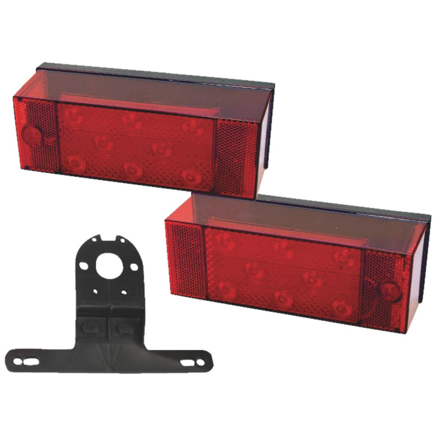 Peterson 80 In. Wide and Over LED Trailer Light Kit Image 1