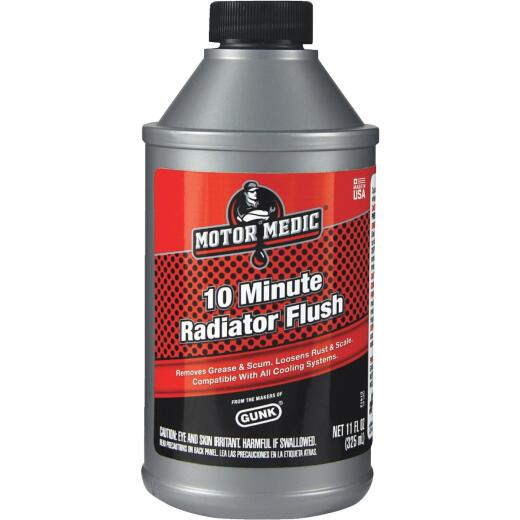 MotorMedic Acid Free 11 fl oz  Radiator Flush