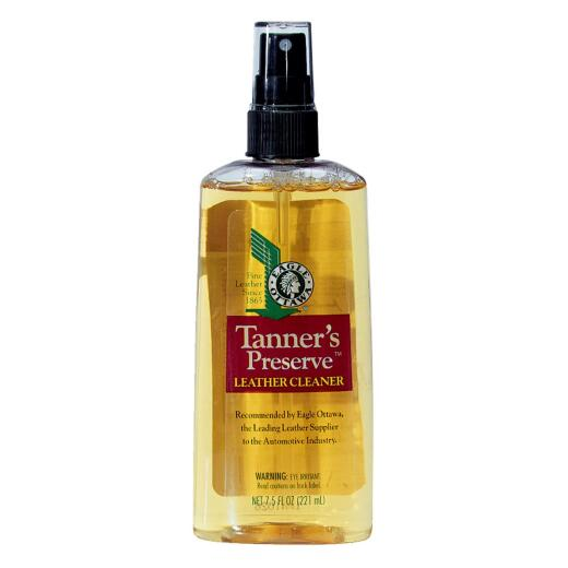Tanners Preserve 7.5 Oz. Pump Spray Leather Care Cleaner