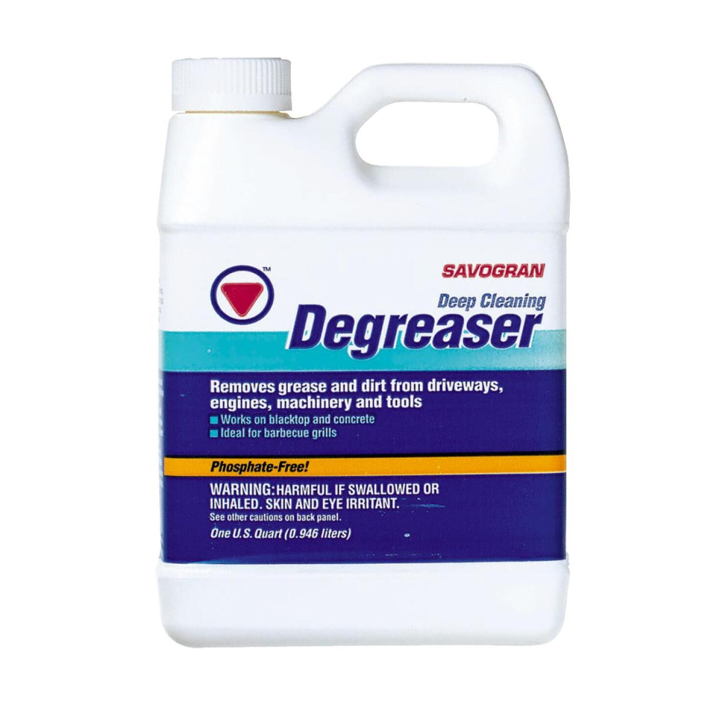 Savogran 1 Qt. Driveway Cleaner And Degreaser Image 1