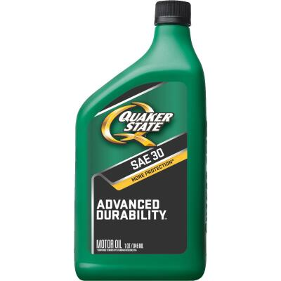 Quaker State HD30 Quart Heavy-Duty Motor Oil