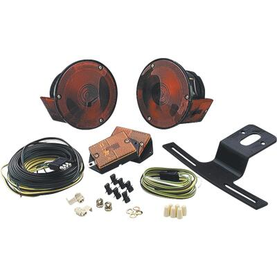 Peterson 80 In. Wide and Under Trailer Light Kit