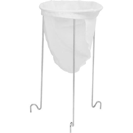 Norpro 6.5 In. x 12 In. Cotton Bag Jelly Strainer Stand