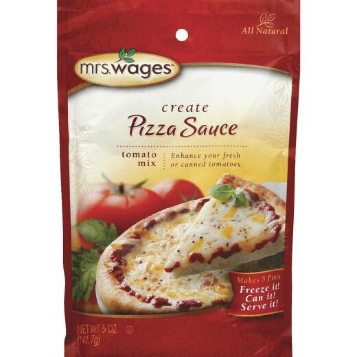 Mrs. Wages 5 Oz. Pizza Sauce Tomato Mix