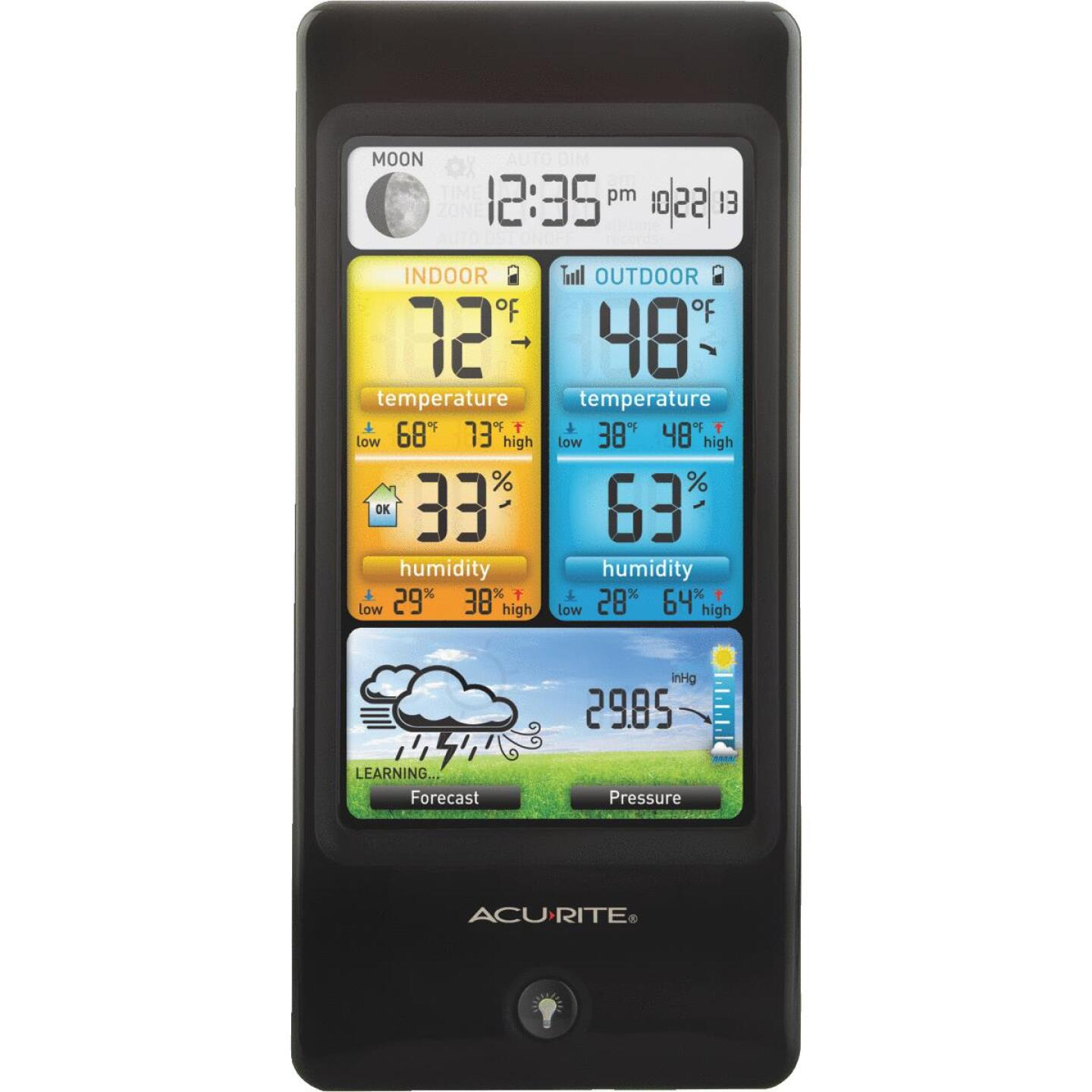 Acu-Rite Color Weather Station Image 6
