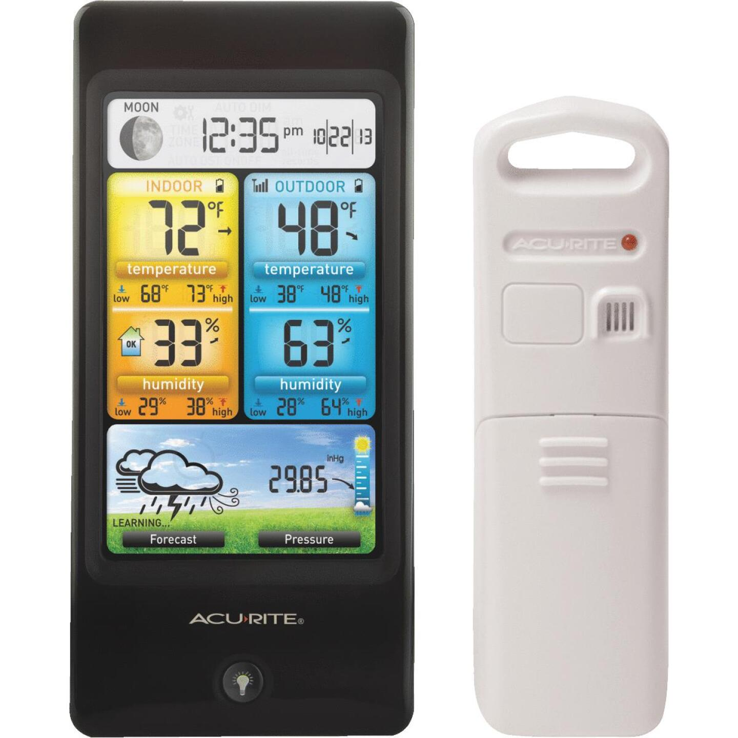 Acu-Rite Color Weather Station Image 7