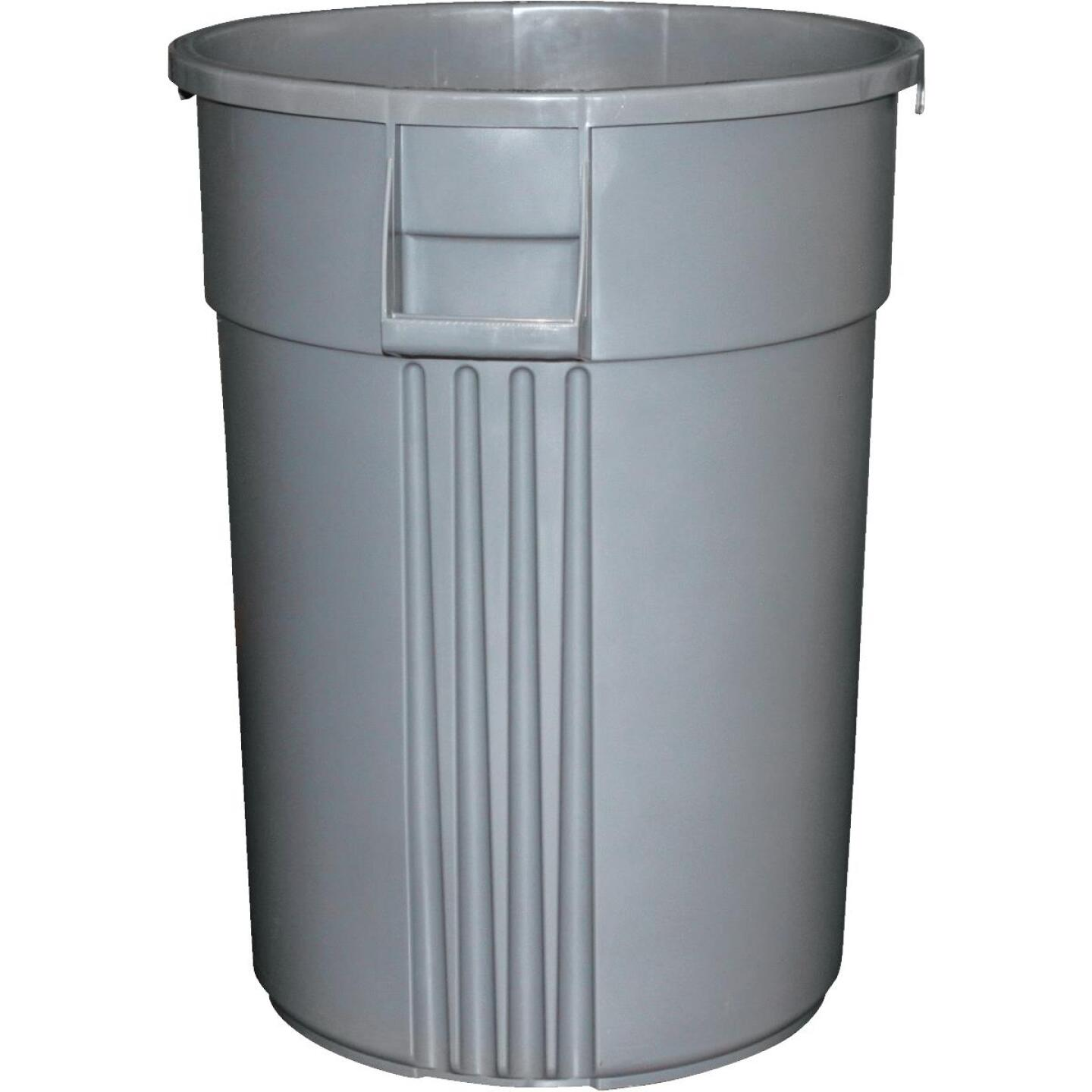 Impact Gator 44 Gal. Commercial Trash Can Image 1