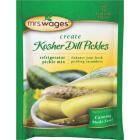 Mrs. Wages 1.94 Oz. Kosher Dill Refrigerator Pickling Mix Image 1