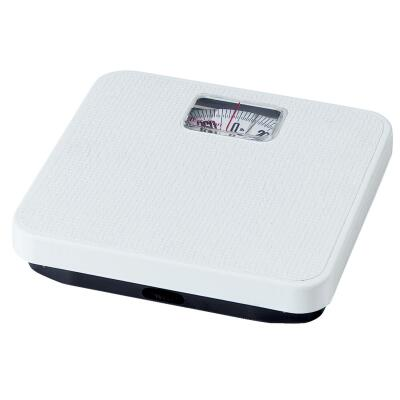 Taylor Analog 300 Lb. Bath Scale, White