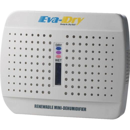 Eva-Dry 333 Cu. Ft. Coverage 20 to 30 Days Duration Renewable Mini Dehumidifier