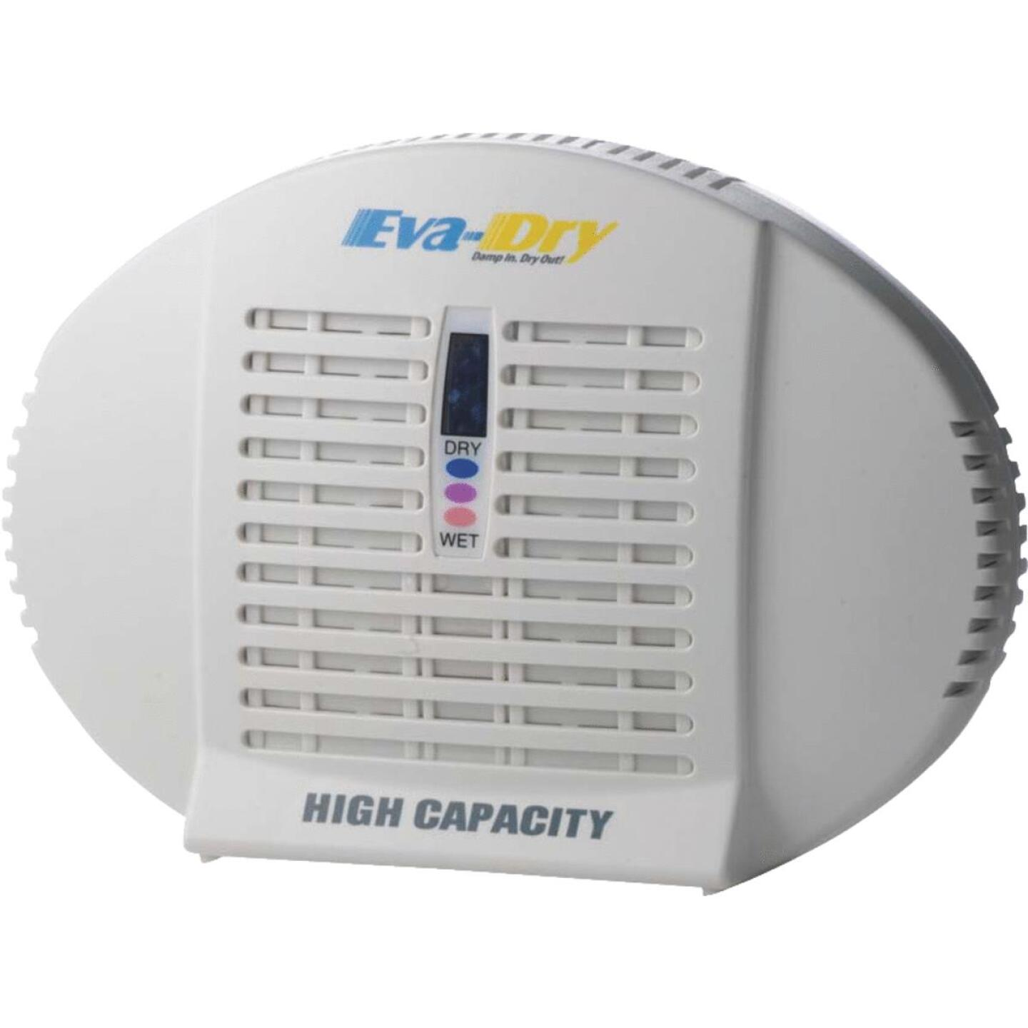 Eva-Dry 500 Cu. Ft. 30 to 60 Days Duration Renewable Mini Dehumidifier Image 1
