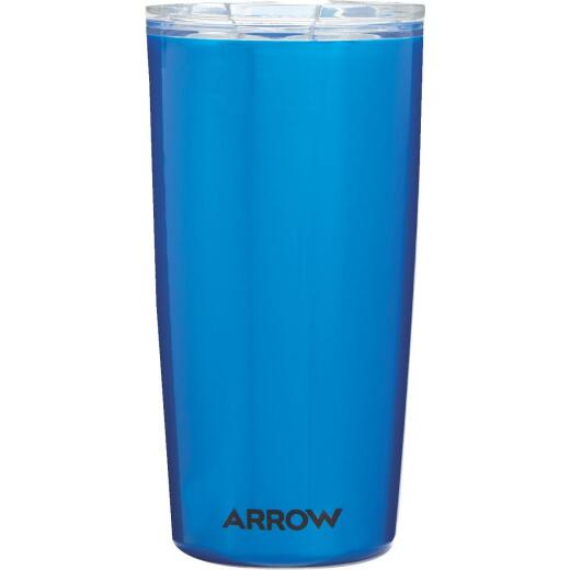Arrow 18 Oz. Insulated Tumbler with Lid
