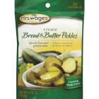 Mrs. Wages Quick Process 5.3 Oz. Bread & Butter Pickling Mix Image 1
