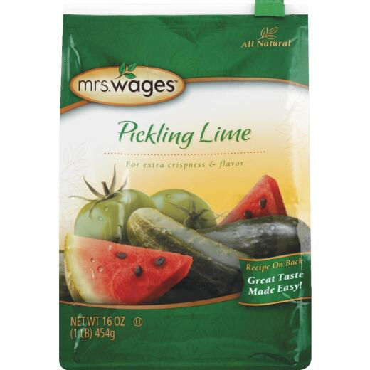 Mrs. Wages 16 Oz. Pickling Lime Mix
