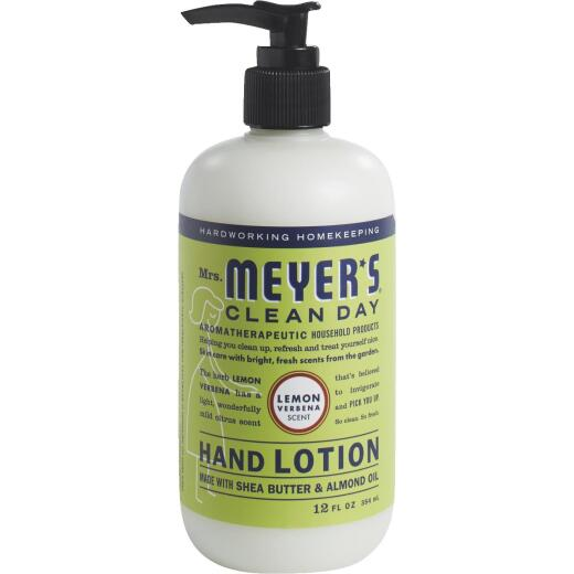 Mrs. Meyer's Clean Day 12 Oz. Lemon Verbena Hand Lotion