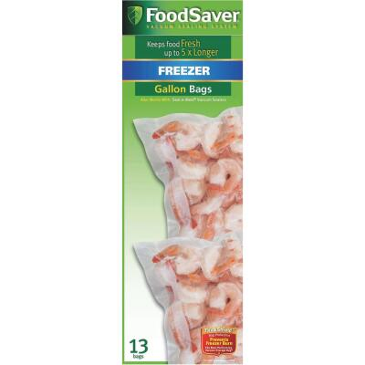 FoodSaver 1 Gal. Freezer Bag (13 Count)