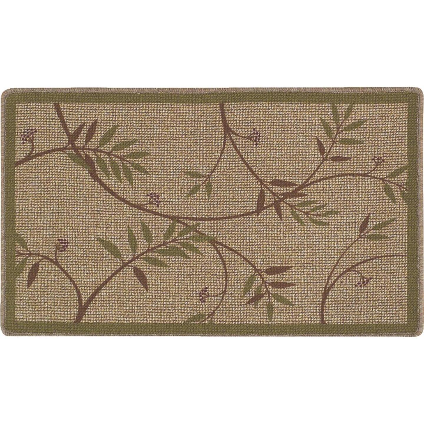 Bacova Berber Fairlawn 1 Ft. 11-1/2 In. x 3 Ft. 4 In. Area Rug Image 1