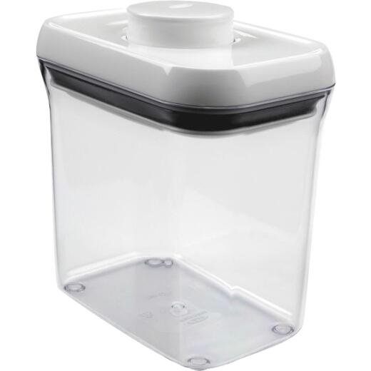 Oxo Good Grips 1.5 Qt. Clear Rectangle Food Storage Container with Lid
