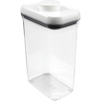 Oxo Good Grips 2.5 Qt. Clear Rectangle Food Storage Container with Lid