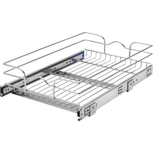 Rev-A-Shelf 12 In. Single Pull-Out Cabinet Organizer