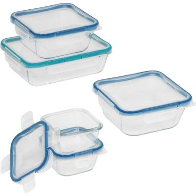 Snapware Total Solution Glass Storage Container Set (10-Piece)