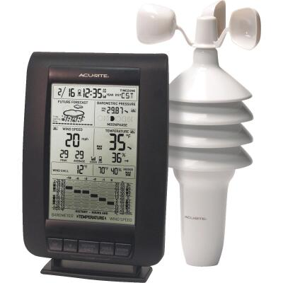 Acu-Rite Wind Weather Center Weather Station