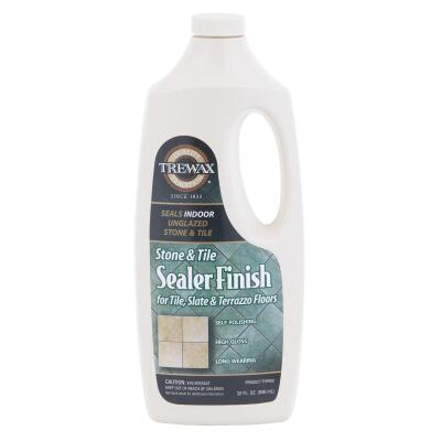 Trewax 32 Oz. Stone & Tile Sealer Finish