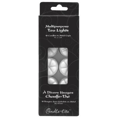 Candle-lite Multipurpose Tea Light Candle (10-Pack)