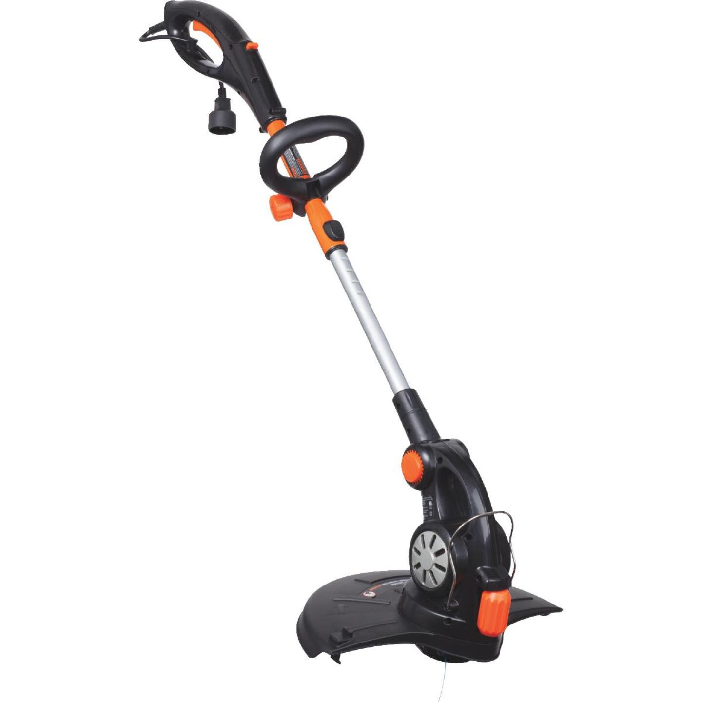 Remington RM115ST 14 In. 5.5-Amp Straight Shaft Corded Electric String Trimmer/Edger Image 1