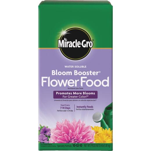 Miracle-Gro 4 Lb. 10-52-10 Flower Dry Plant Food
