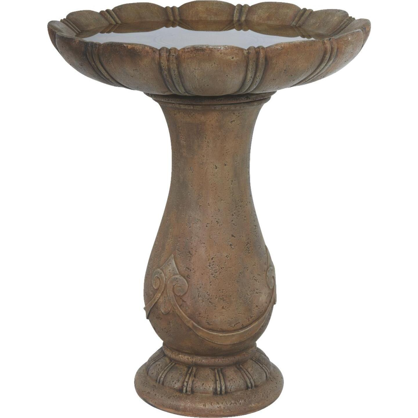 Best Garden Flower Bird Bath Image 4