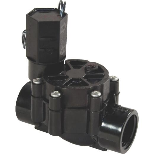 Rain Bird 3/4 In. 150 psi Electric In-Line Sprinkler Valve