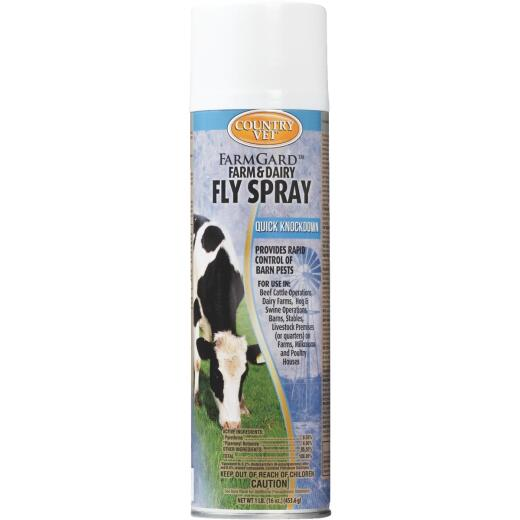 Country Vet FarmGard 16 Oz. Aerosol Fly Spray