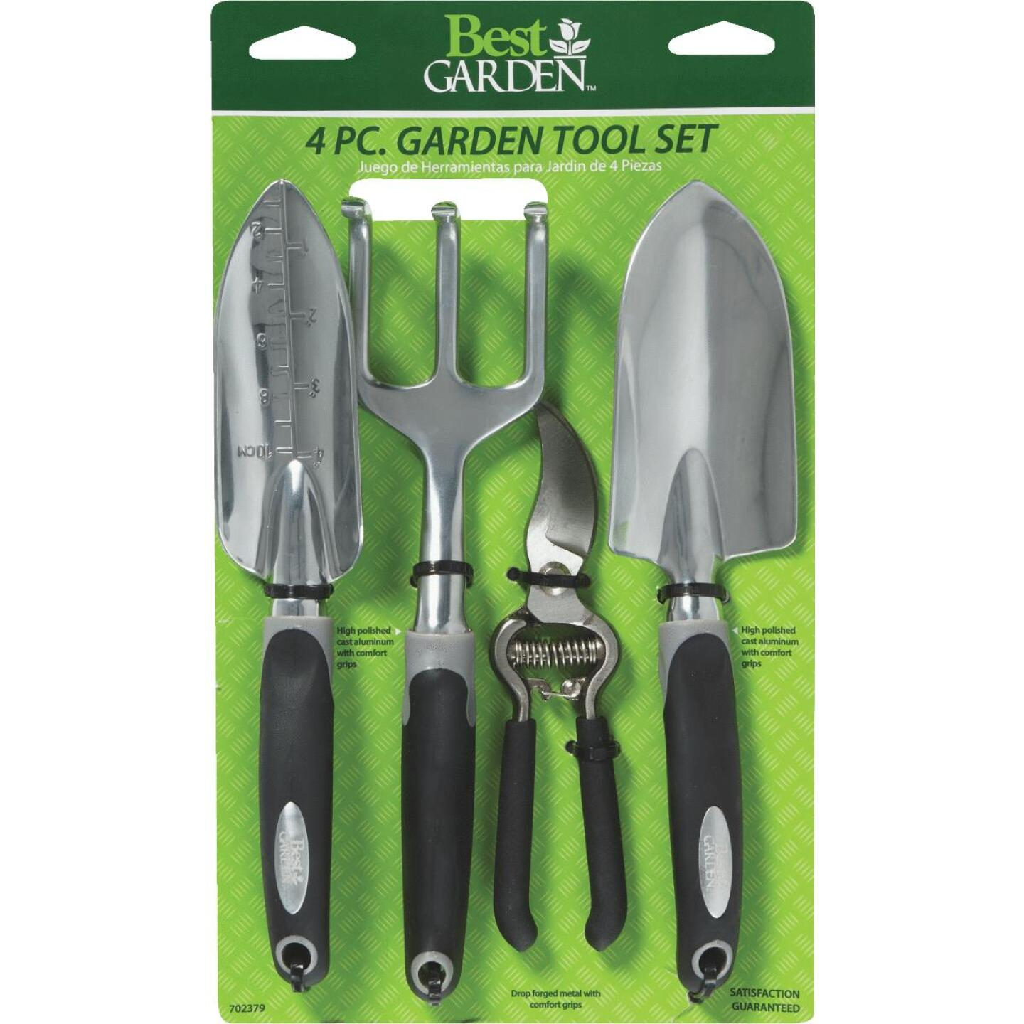 Best Garden Tool Set (4-Piece) Image 3