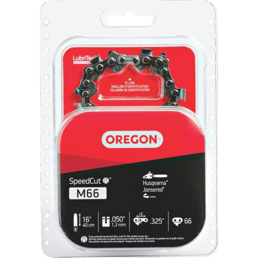 Oregon SpeedCut M66 16 In. Chainsaw Chain