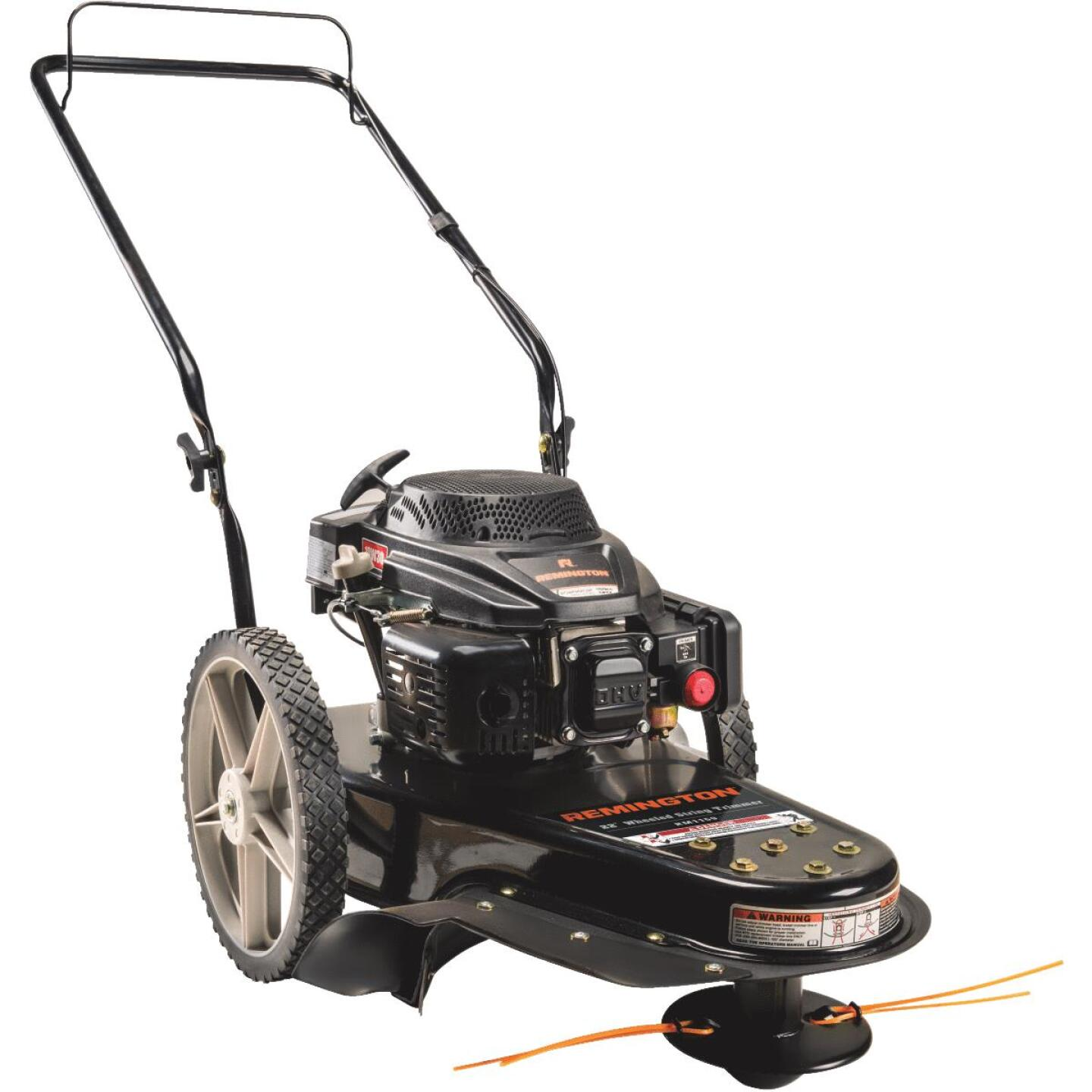 Remington RM1159 22 In. 159CC Walk Behind Gas Trimmer Mower Image 1