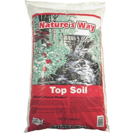 Nature's Way 1 Cu. Ft. 30-1/2 Lb. All Purpose Top Soil
