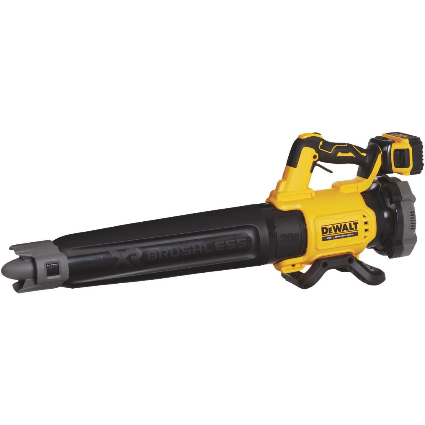 DeWalT 20V MAX XR Brushless Handheld Blower Image 1