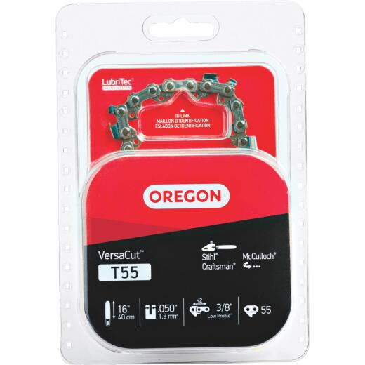 Oregon VersaCut T55 16 In. Chainsaw Chain
