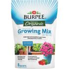 Burpee 8 Qt. 6-1/2 Lb. All Purpose Container Organic Seed Starting Mix Image 1