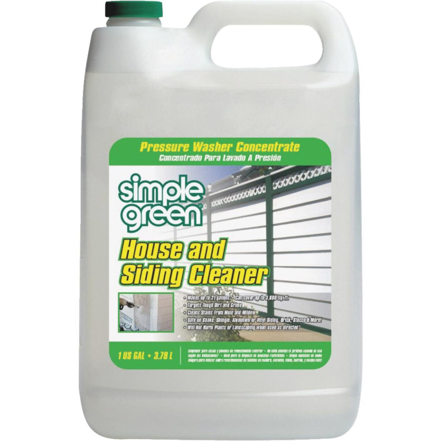 Simple Green House & Siding Pressure Washer Concentrate Cleaner Image 1