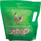 Pecking Order 3 Lb. Mealworm & Sunflower Chicken Treat Image 1