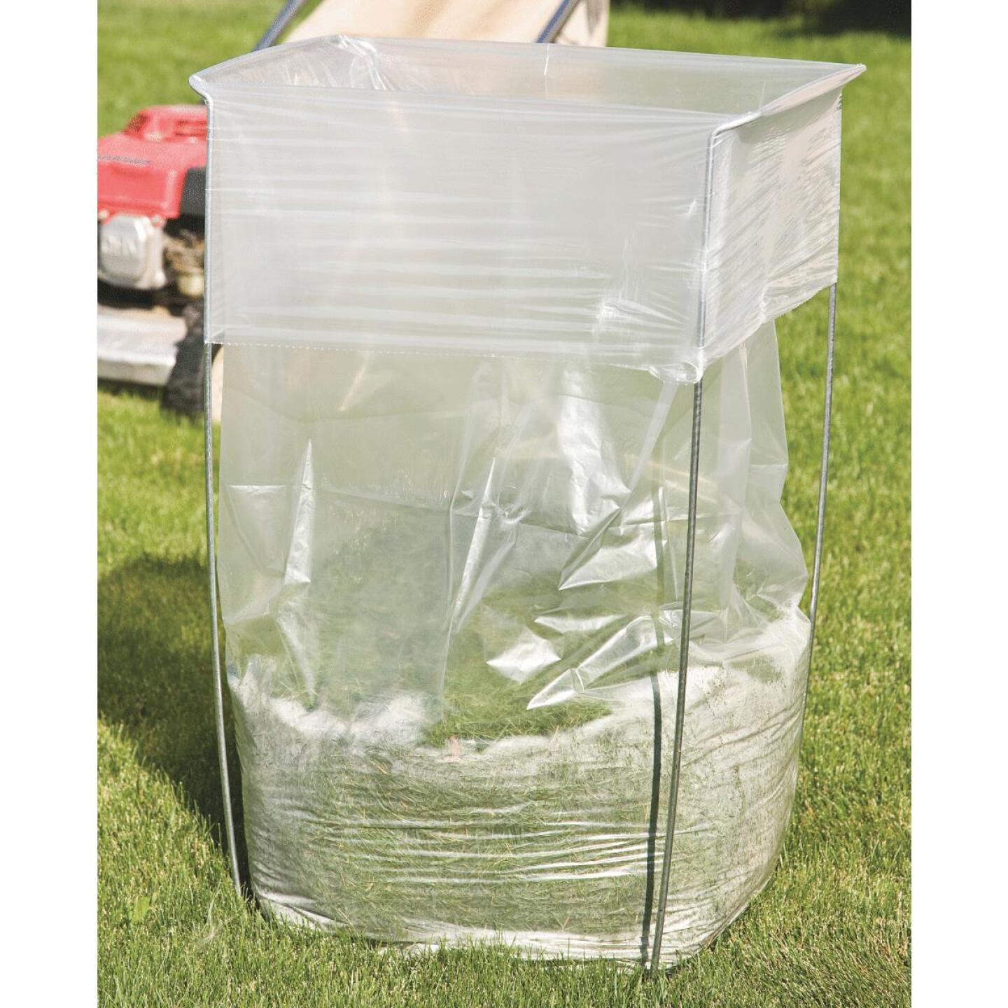 Bag Buddy 39 to 45 Gal. Capacity Wire Frame Lawn & Yard Bag Holder Image 1