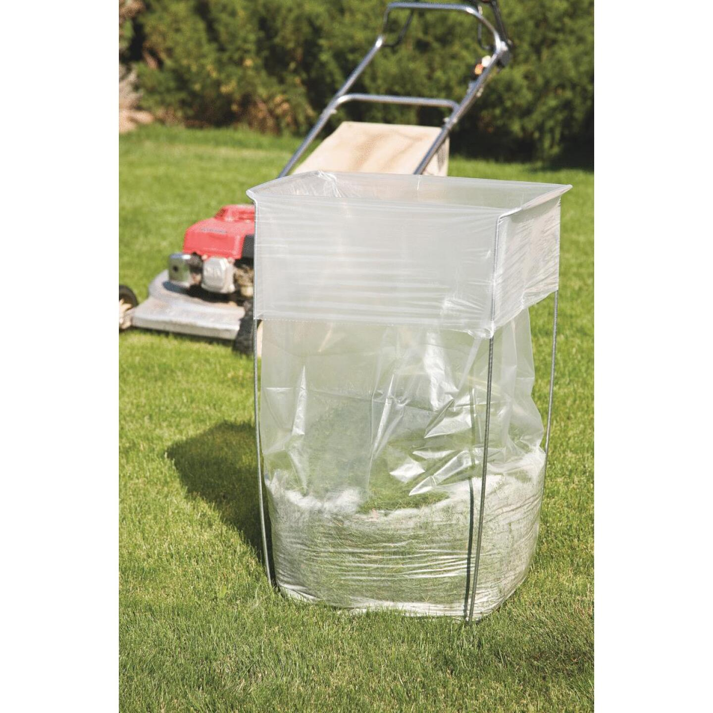 Bag Buddy 39 to 45 Gal. Capacity Wire Frame Lawn & Yard Bag Holder Image 2