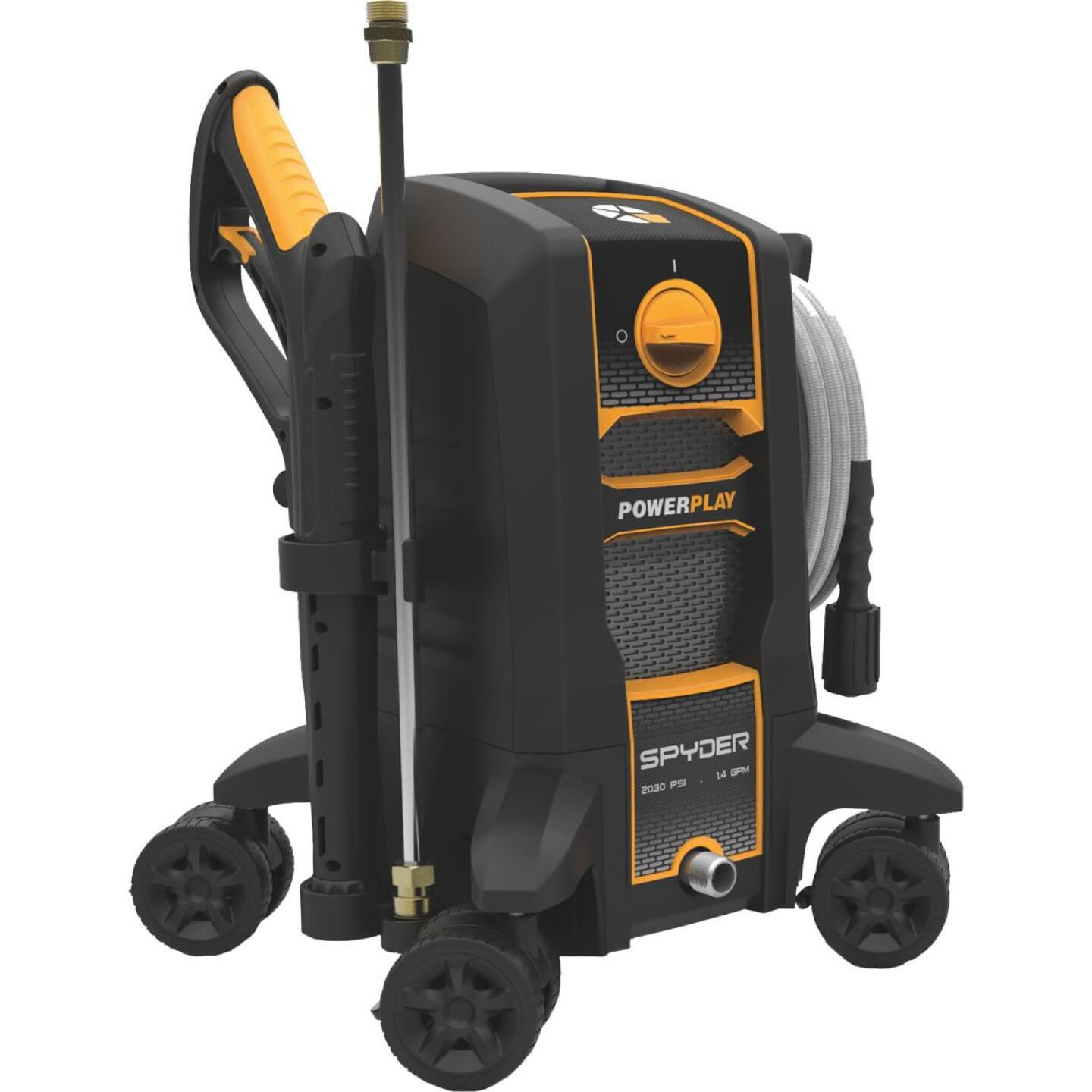 Powerplay Spyder 2030 psi 1.4 GPM Cold Water Electric Pressure Washer Image 1