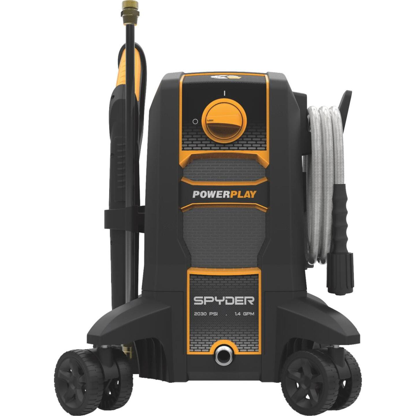 Powerplay Spyder 2030 psi 1.4 GPM Cold Water Electric Pressure Washer Image 3